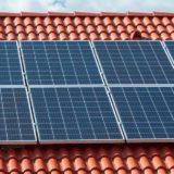 Solární elektrárna o výkonu 2,7 kWp na klíč