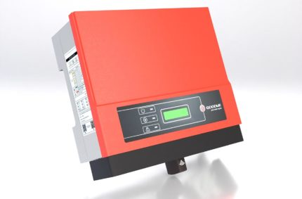 Jednofázový síťový střídač GoddWe GW 3000-NS