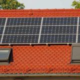 Solární elektrárna o výkonu 2,66 kWp na klíč