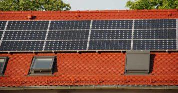 Solární elektrárna o výkonu 2,6 kWp na klíč
