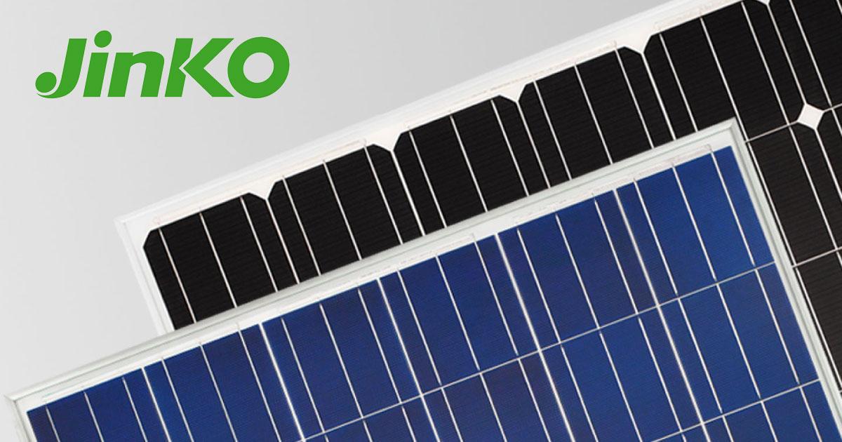 Polykrystalický panel Jinko Solar JKM 275 60 PP
