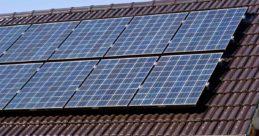 Sluneční elektrárna pro vlastní spotřebu o výkonu 4,13 kWp