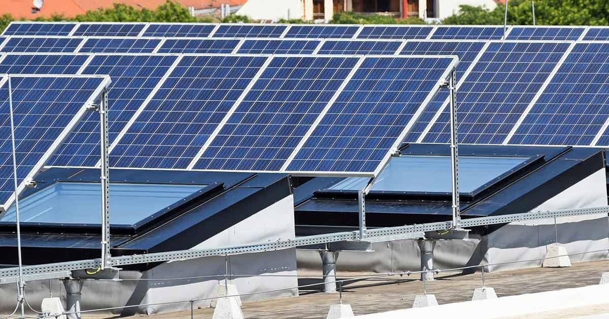 Jak umístit na dům solární panely?