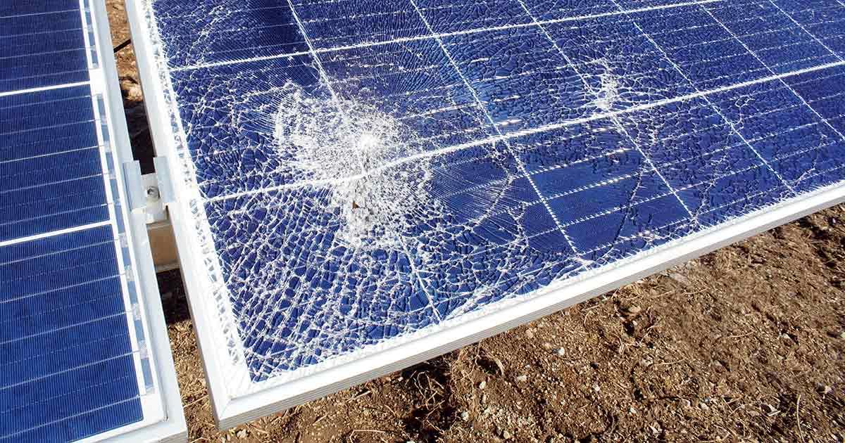 Kdo bude platit recyklaci solárních panelů?