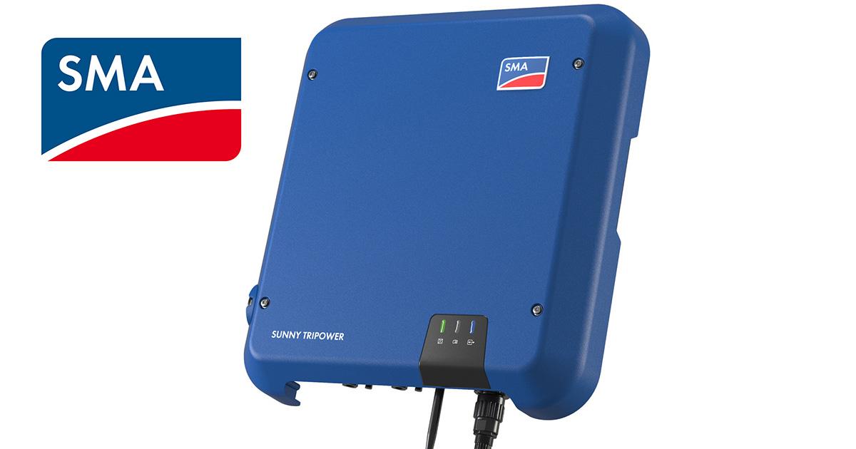 Solární třífázový měnič SMA Sunny TriPower 5.0