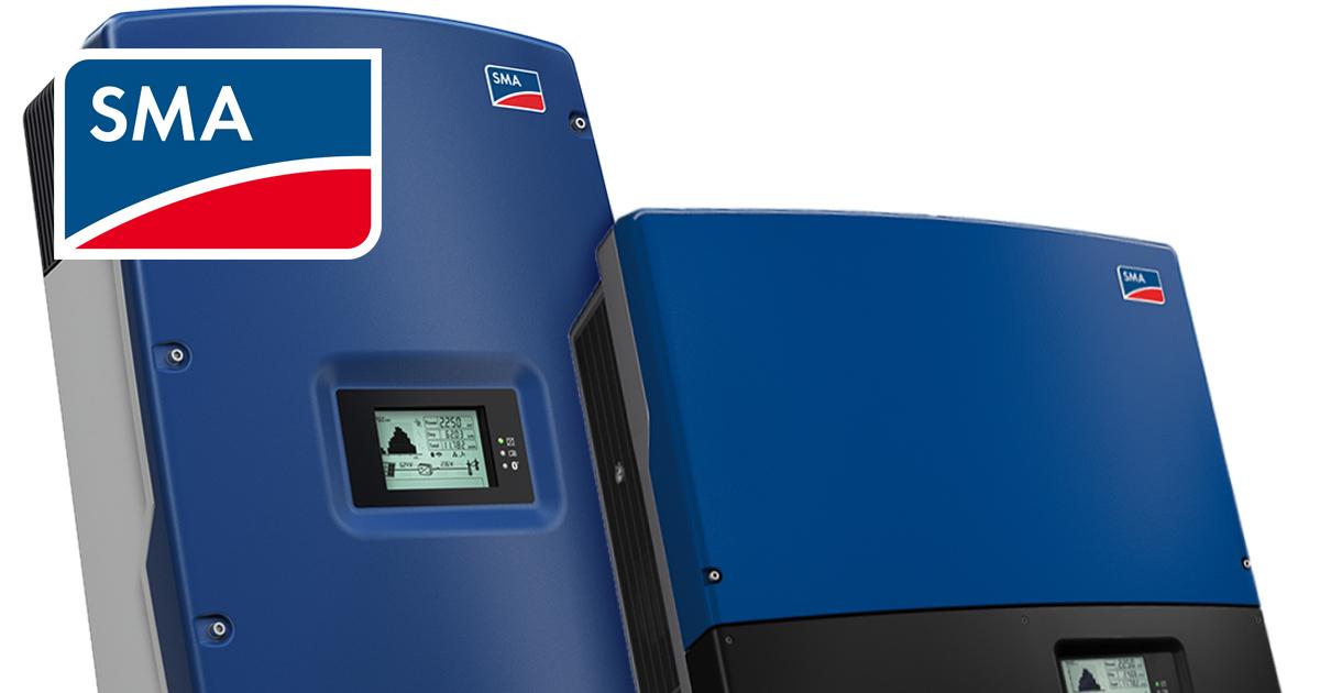 Produkt - solární stringový měnič SMA Sunny TriPower 5000TL